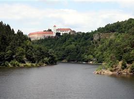 hrad Bítov