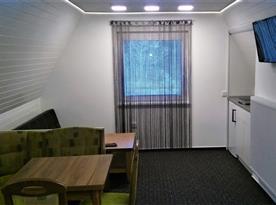nové apartmá Economy ( Tourist )