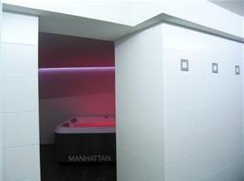 wellness - vířivka a sauna