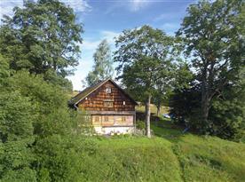 Chalupa ve Zvonkovém údolí - ubytování Orlické Záhoří
