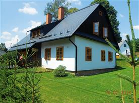 Chata Sýkorova - ubytování  Suchá Rudná