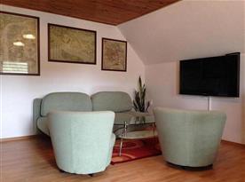 Obývací pokoj/kuchyň
