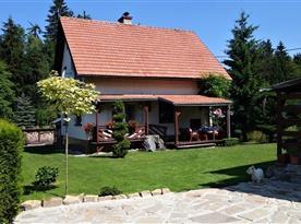 Chata Chata pod Pustevnami - ubytování  Prostřední Bečva