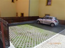 Parkoviště pro hosty