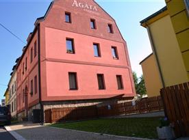 Apartmánový dům Agáta