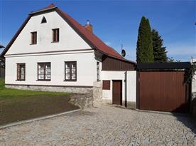 Chalupa Stržanov - ubytování  Žďár nad Sázavou