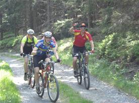cyklistická cesta na Alfrédku