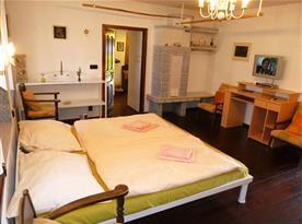 ložnice v Domě