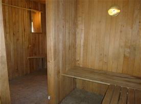 sauna v Domě