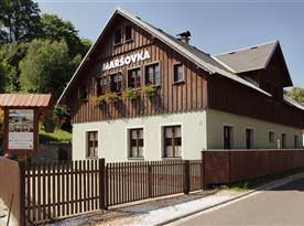 Chalupa Maršovka - ubytování  Horní Maršov
