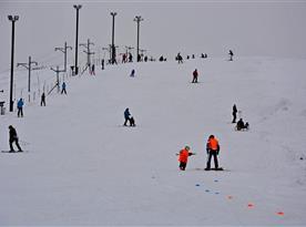 Ski areál Mrákotín 2015