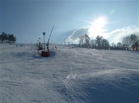 Lyžařské středisko Stupava
