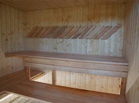 finská sauna pro 6 osob