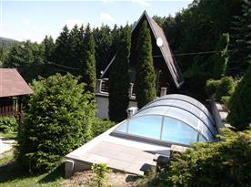 Chata Renata - ubytování  Radimovice