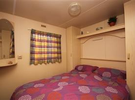 Ložnice - domek pro 5 osob