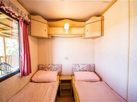 Ložnice - domek pro 6 osob