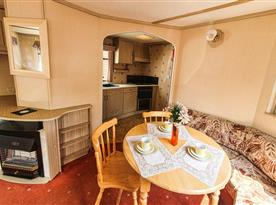 Obývací místnost - domek pro 6 osob