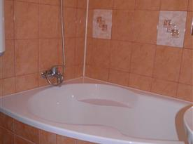 Koupelna - přízemí