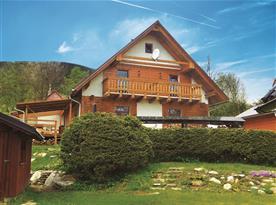 Chata Hynčická pekárna - ubytování  Chrastice