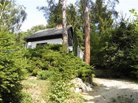 Chata Pod Břesteckou skalou - ubytování  Břestek