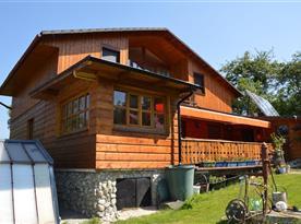 Chata Podlesí - ubytování  Valašské Meziříčí