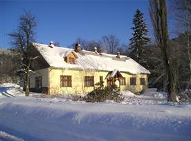 Chalupa U Potoka v obci Josefův Důl