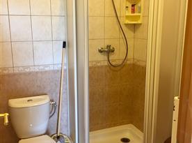 koupelna ve studiu pro 2-4 osoby