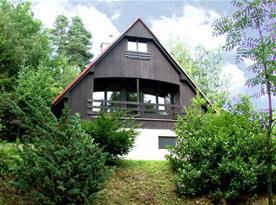 Chata U Hráze - ubytování  Jablonec nad Nisou