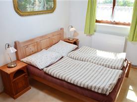 Ložnice apartmán D