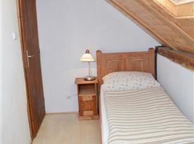 Ložnice 2 v apartmánu D