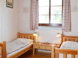 Ložnice apartmán C