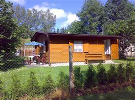 Chata Anička - ubytování  Frahelž