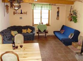 Apartmán A  s obývacím pokojem