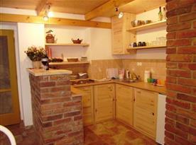 Apartmán B s kuchyňským koutem