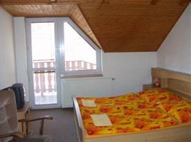 Apartmán s lůžky