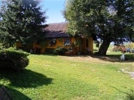 Chata Na Vápence - ubytování Čkyně