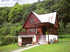 Chata Hájenka   Brumov- ubytování Bylnice