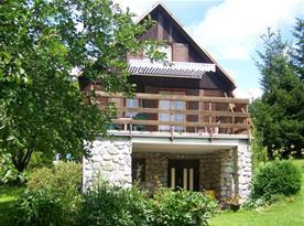 Chata Bukovina - ubytování Sloup
