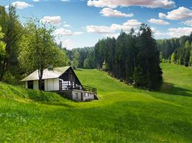 Chata Babeta - ubytování Teplice nad Metují