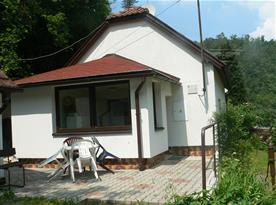 Chata Na Kocábě - ubytování  Štěchovice