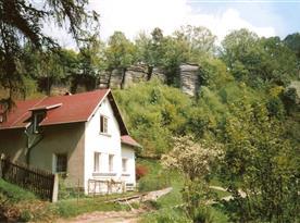 Chalupa Roudný - ubytování  Olešnice