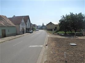 Ulice, kde se sklep nachází