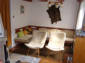 obývací pokoj - místo pro společný odpočinek