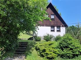 Chata U Výra - ubytování  Holčovice