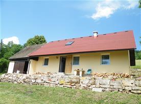 Chata Kozákov - ubytování Radostná pod Kozákovem