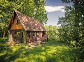 Chata Filuna - ubytování  Novosedly nad Nežárkou