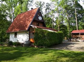 Chata Filipov 75 - ubytování Javorník