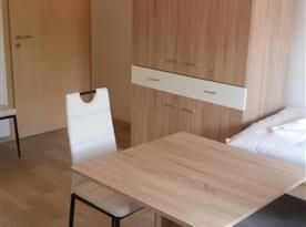 Zařízení nového pokoje