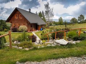 Chalupa Slunečnice - ubytování Vysoké nad Jizerou