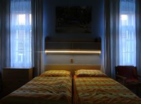 Velká ložnice - 5 lůžek